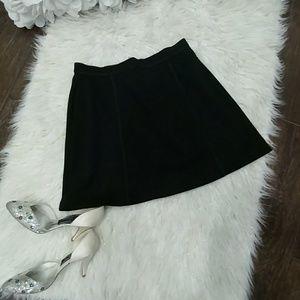 Michael Kors Black Skirt